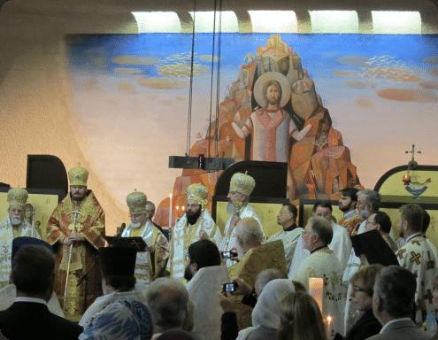 Assemblée des Evêques Orthodoxes de Suisse (AEOS)